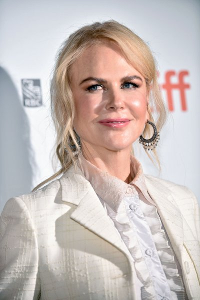 Nicole Kidman attends the Toronto International Film Festival premiere of Destroyer on September 10. Photo by Christine Chew/UPI