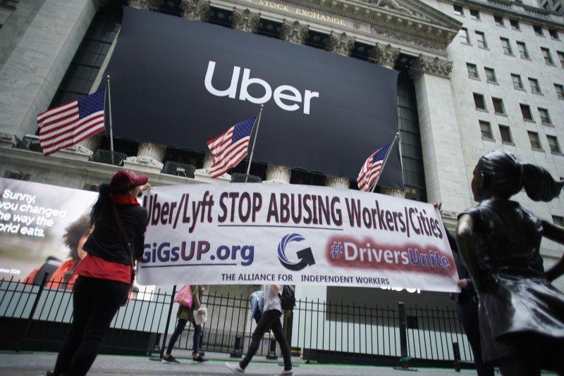 California sues Lyft, Uber over worker classification