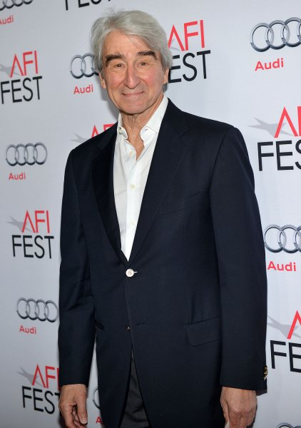Sam Waterston attends the premiere of Where to Invade Next as part of AFI Fest at the Egyptian Theatre in the Hollywood section of Los Angeles on November 7, 2015. The actor turns 80 on November 15. File Photo by Christine Chew/UPI