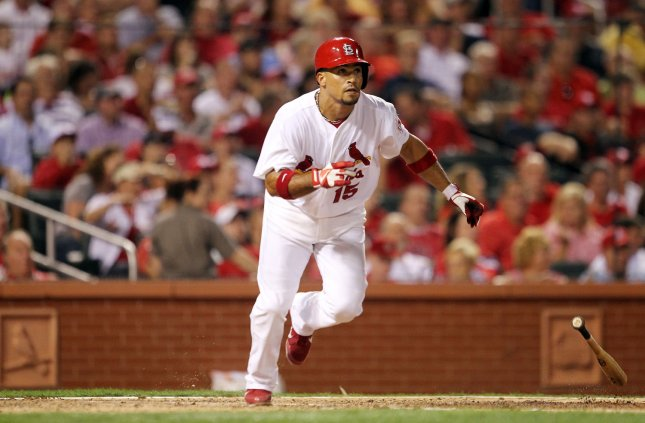 St. Louis Cardinals Rafael Furcal, shown during a game last August, will have reconstructive elbow surgery next week and will miss 6-8 months. UPI/Bill Greenblatt
