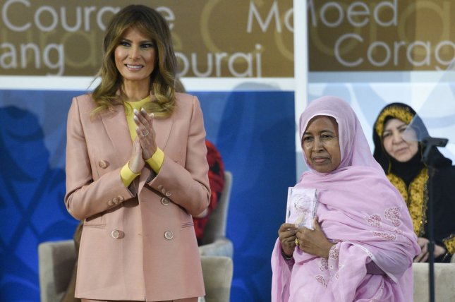 First Lady Recognizes 10 Women With Global Courage Awards