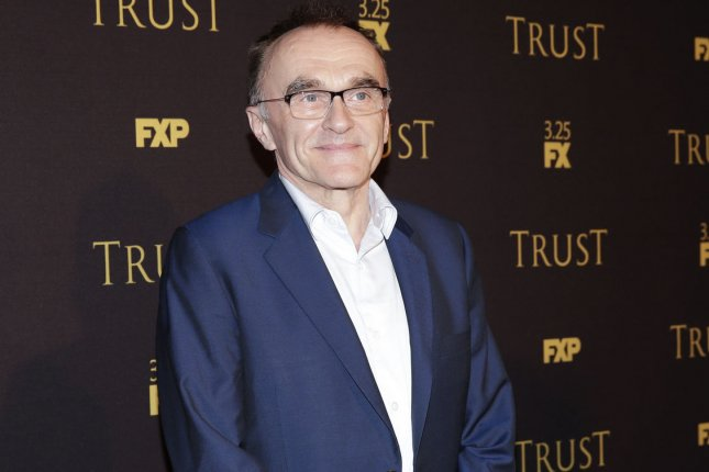 Danny Boyle has been hired to helm Bond 25. File Photo by John Angelillo/UPI