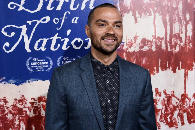 Jesse Williams was ordered to pay Aryn Drake-Lee each month toward the care of their two children. File Photo by Jim Ruymen/UPI