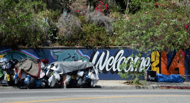 6aee6778909 3 homeless men beaten to death in Los Angeles in one week - UPI.com