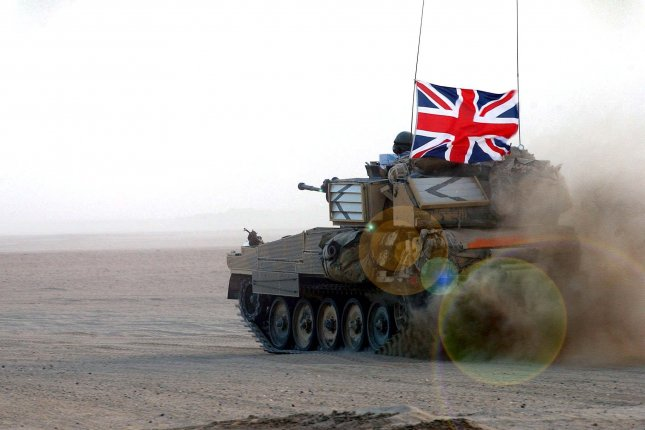 British military ranks decline for 9th straight year, stats