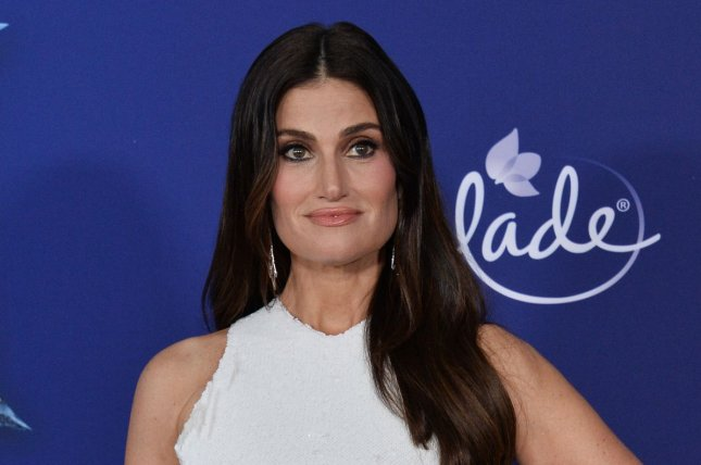 Idina Menzel will be a judge on Elvis Duran's upcoming Drag Spectacular special, along with Michelle Visage, Tituss Burgess and Cynthia Germanotta. File Photo by Jim Ruymen/UPI