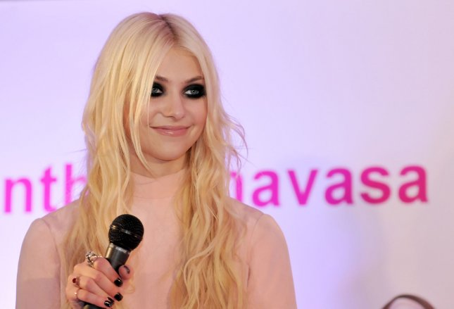 Actress Taylor Momsen attends a event at the head office of Samantha Thavasa Japan Limited in Tokyo, Japan on June 18, 2011. UPI/Keizo Mori