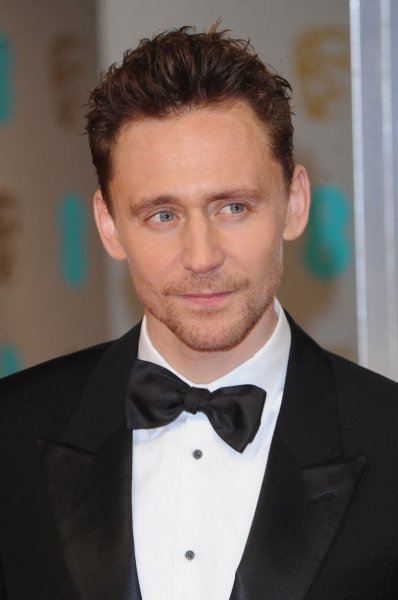 Tom Hiddleston at the EE British Academy Film Awards on February 8. The actor stars as Hank Williams in a first photo for 'I Saw the Light.' File photo by Paul Treadway/UPI