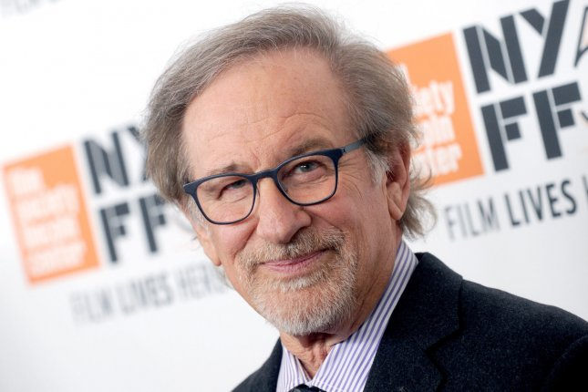 Steven Spielberg arrives on the red carpet at the 55th New York Film Festival on October 5, 2017, in New York City. File Photo by Dennis Van Tine/UPI