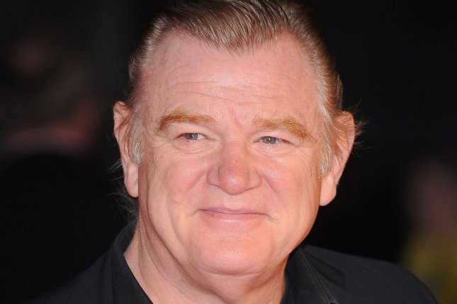 Brendan Gleeson will play President Donald Trump in a new CBS Studios miniseries. File Photo by Paul Treadway/UPI
