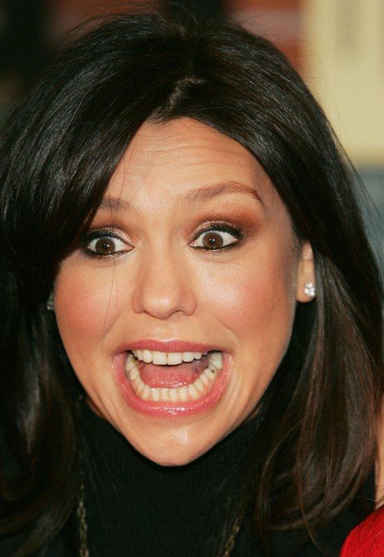 Television personality Rachael Ray on February 20, 2007 in New York City. (UPI Photo/Monika Graff)