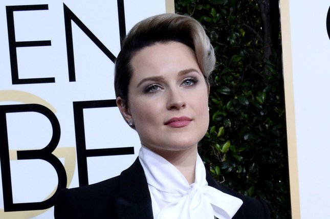 Evan Rachel Wood attends the Golden Globe Awards on January 8. The actress reportedly ended her engagement to Zach Villa about a month ago. File Photo by Jim Ruymen/UPI