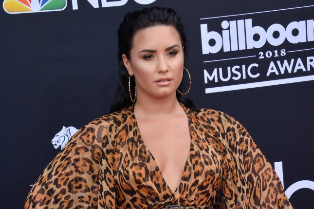 Demi Lovato apologizes to her parents and fans in her new song Sober. File Photo by Jim Ruymen/UPI