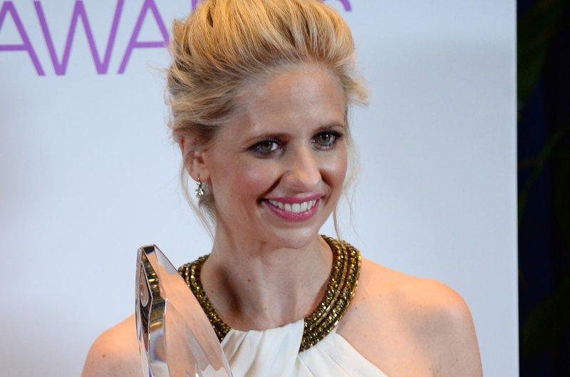 Sarah Michelle Gellar supports 'Buffy the Vampire Slayer
