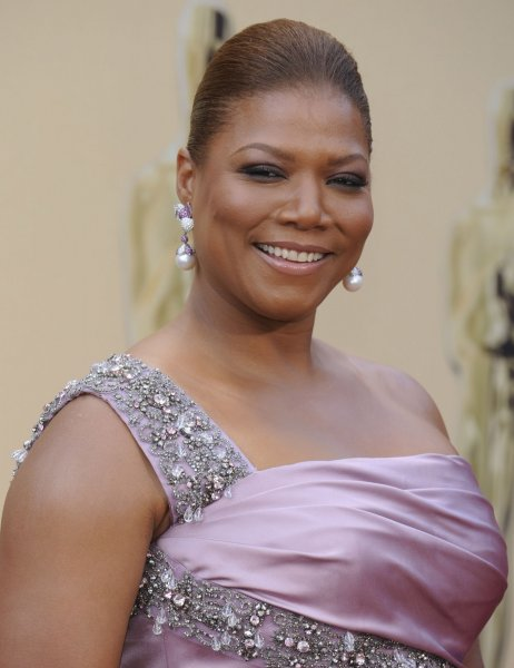 Queen Latifah arrives on the red carpet at the 82nd Academy Awards in Hollywood on March 7, 2010. UPI/Phil McCarten