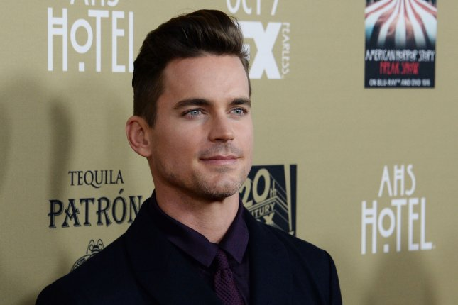 Matt Bomer at the Los Angeles premiere of 'American Horror Story: Hotel' on Oct. 3. The actor danced to Drake hit 'Hotline Bling' on Wednesday's episode. File Photo by Jim Ruymen/UPI