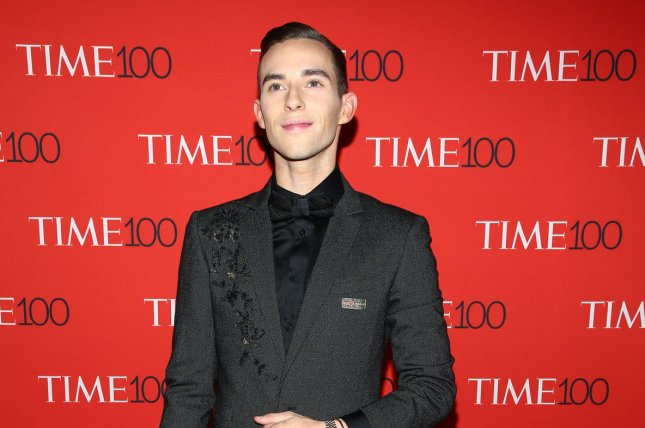 Olympian Adam Rippon announced the cast of Season 11 of RuPaul's Drag Race Thursday on VH1's Youtube. File Photo by Monika Graff/UPI