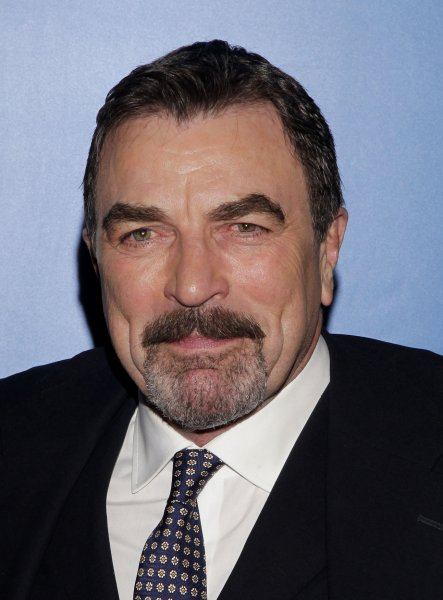 Tom Selleck left a $2,020 tip on a $205 New York restaurant bill. File Photo by John Angelillo/UPI