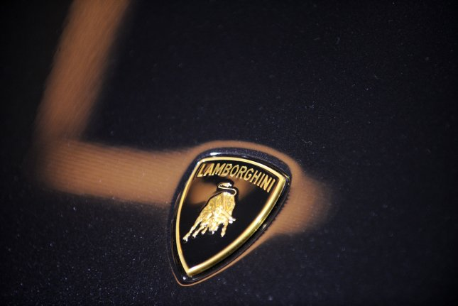 Lamborghini's three-phase plan will culminate with the automaker's first fully electric vehicle sometime in the second half of the 2020s. File Photo by Phil McCarten/UPI