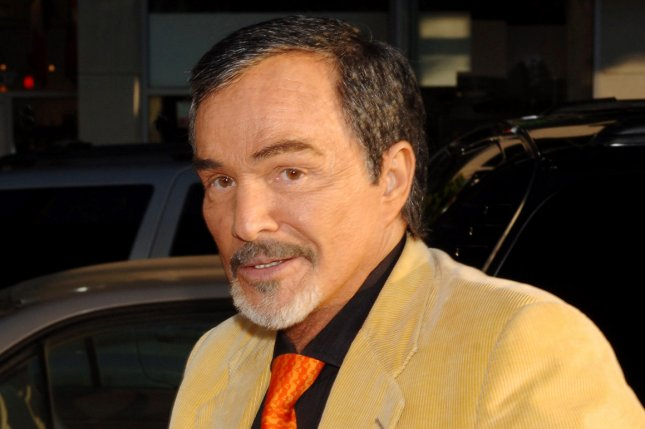 Actor Burt Reynolds, a cast member in the motion picture comedy adventure The Dukes of Hazzard, arrives for the film's premiere at Grauman's Chinese Theatre in the Hollywood section of Los Angeles July 28, 2005. The film, based on the popular 1970's television series about the adventures of good old boy cousins opens in the U.S. on July 29, 2005. (UPI Photo/Jim Ruymen)