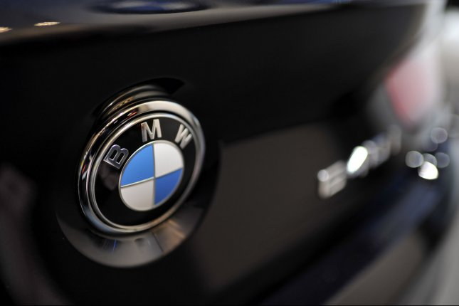 BMW was fined $9.9 million Monday over a recall this year that involved fires to several vehicles. File Photo by Brian Kersey/UPI