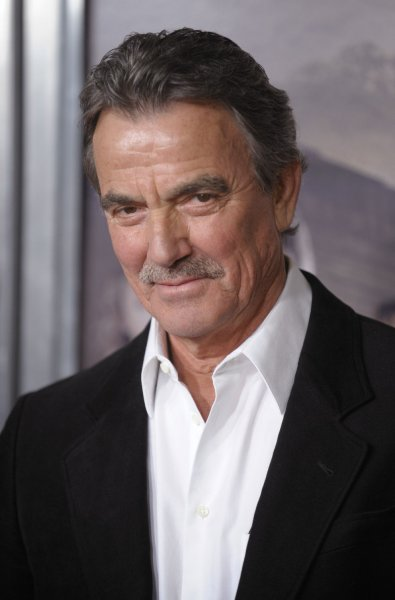Actor Eric Braeden of The Young and the Restless attends the premiere of The Man Who Came Back in Santa Monica, Calif., Feb. 8, 2008. (UPI Photo/ Phil McCarten)