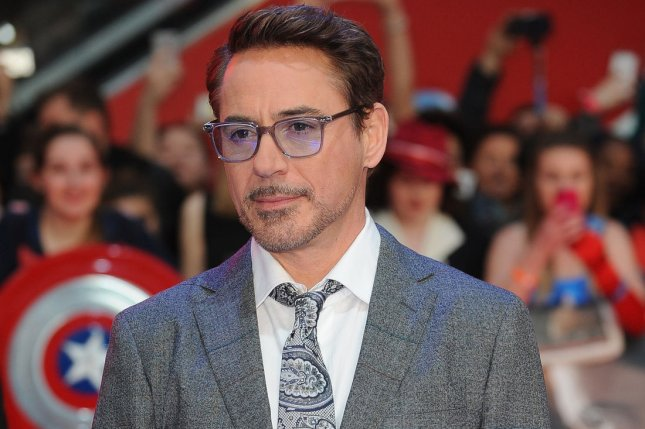 American actor Robert Downey Jr. attends the premiere of Captain America: Civil War in London on April 26, 2016. File Photo by Paul Treadway/ UPI