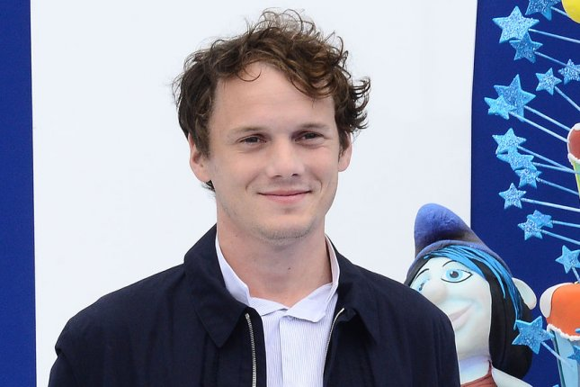 Anton Yelchin attends the premiere of The Smurfs 2 in 2013. File Photo by Jim Ruymen/UPI