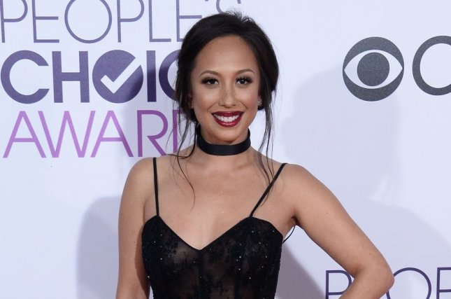 Cheryl Burke will be staying off Twitter and Instagram as she deals with personal things. File Photo by Jim Ruymen/UPI