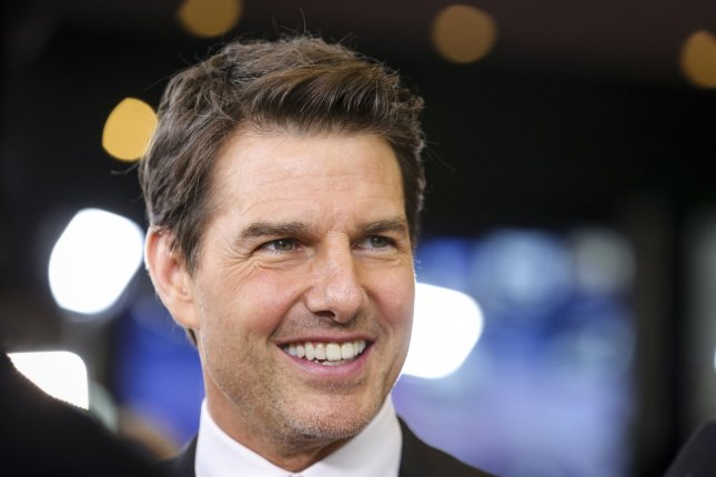Tom Cruise attends the 'Mission: Impossible - Fallout' DC premiere at the Smithsonian's National Air and Space Museum on July 22, 2018 in Washington, DC.. Photo by Oliver Contreras/UPI