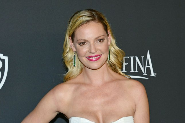 Katherine Heigl at the InStyle and Warner Bros. Golden Globes after-party on January 11, 2015. File photo by Christine Chew/UPI