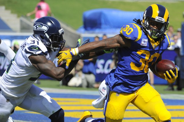 Special Teams Tds Carry Los Angeles Rams Past Jacksonville