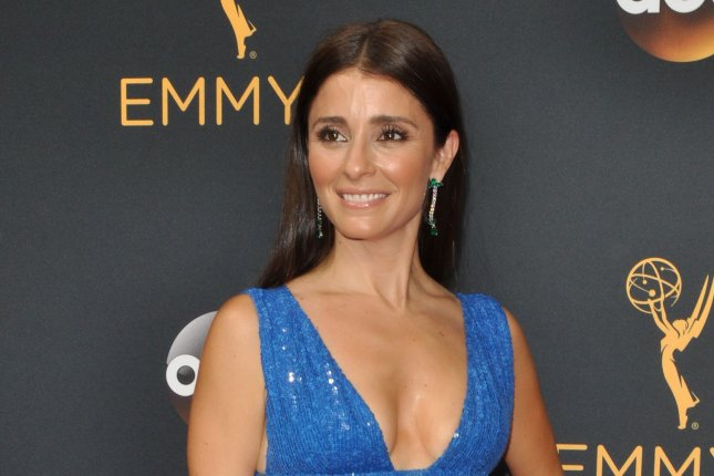 Shiri Appleby played Liz Parker in the original Roswell series. File Photo by Christine Chew/UPI