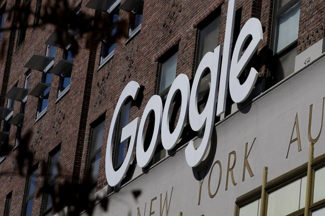 A California civil suit was filed Thursday by a former employee of Google parent company Alphabet. File Photo by John Angelillo/UPI
