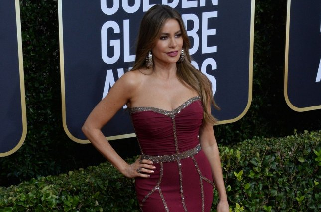 Sofia Vergara says she never expected a role like Modern Family. File Photo by Jim Ruymen/UPI