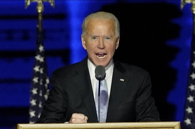 As President-elect Joe Biden talks up re-engaging America with the Iran nuclear deal, outgoing President Donald Trump is likely to use his remaining days in office to tighten sanctions under his maximum pressure campaign. Pool Photo by Andrew Harnik/UPI