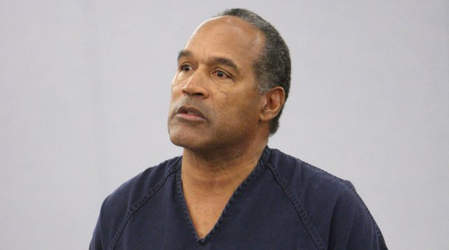 O.J. Simpson. (UPI Photo/Isaac Brekken)