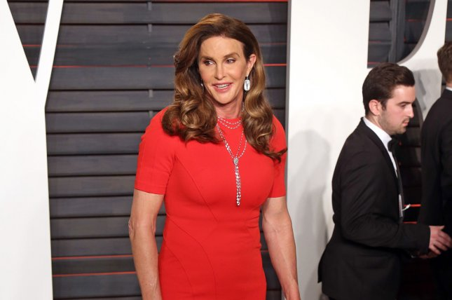 Caitlyn Jenner, seen here attending the 2016 Vanity Fair Oscar Party on February 28, 2016, has been named as the new face and model of H&M's sports campaign. File Photo by David Silpa/UPI
