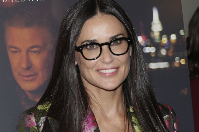 SAG-AFTRA has ordered Demi Moore and her co-stars not to work on the film, Songbird, until safety measures can be ensured. File Photo by John Angelillo/UPI