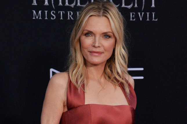 Michelle Pfeiffer's latest film, French Exit, is playing in select theaters. File Photo by Jim Ruymen/UPI