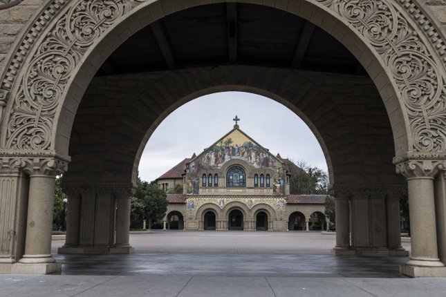 Stanford University announced last summer that 11 varsity sports, including field hockey and wrestling, were going to be eliminated due to financial limitations. File Photo by Terry Schmitt/UPI