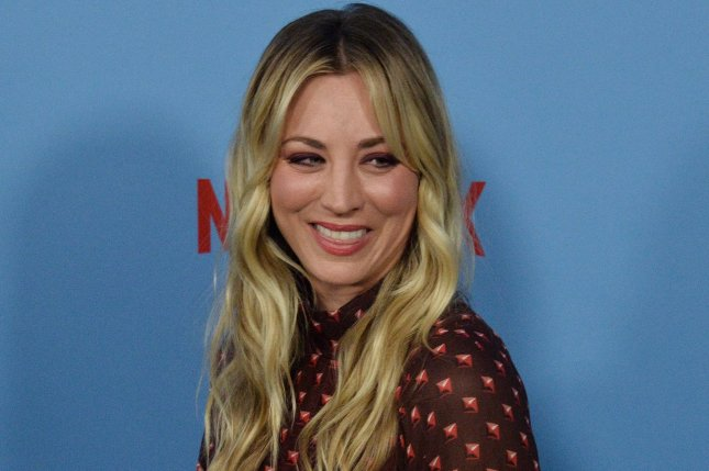Kaley Cuoco will be a presenter at the 73rd annual Emmy Awards alongside Billy Porter, the cast of Schitt's Creek, Mindy Kaling, Seth Rogen and more. File Photo by Jim Ruymen/UPI