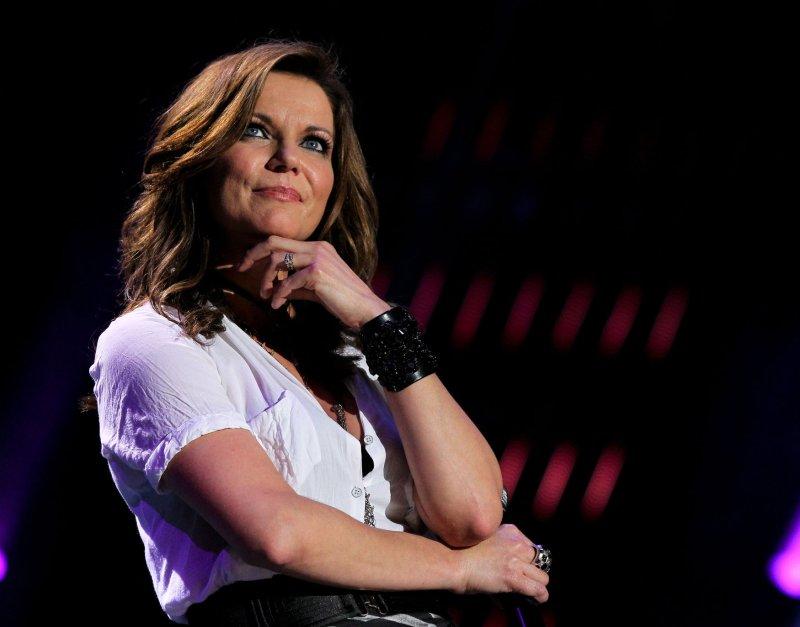 Martina McBride performs at the CMA Music Festival in Nashville on June 11, 2011. UPI/Terry Wyatt