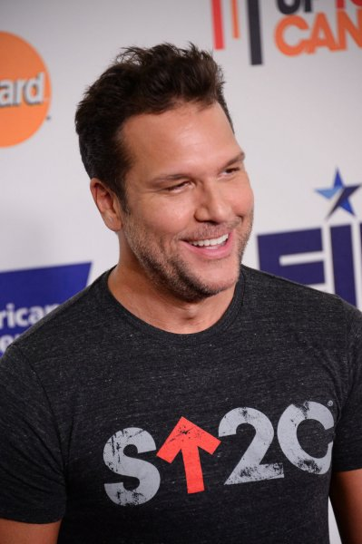 Actor and comedian Dane Cook attends the 4th Biennial Stand Up To Cancer fundraiser at the Dolby Theatre in the Hollywood section of Los Angeles on September 5, 2014. He is joining the cast of Starz American Gods, a fantasy about the skirmish between old and new gods. File Photo by Jim Ruymen/UPI