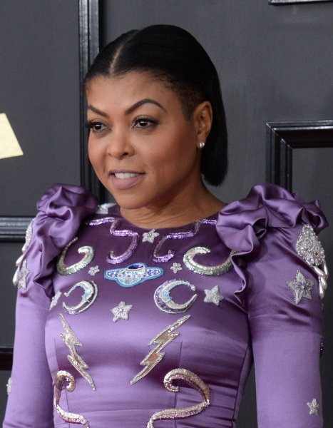 Actress Taraji P. Henson arrives for the 59th annual Grammy Awards held at Staples Center in Los Angeles on February 12. Henson is to be a presenter at Saturday's Independent Spirit Awards. Photo by Jim Ruymen/UPI