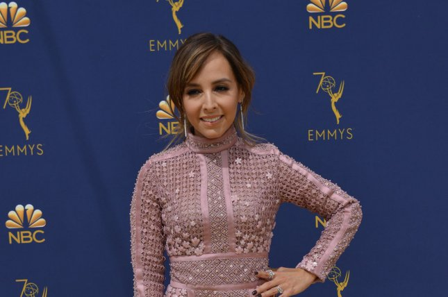 'Pop of the Morning' host Lilliana Vazquez expressed her sadness Thursday after the E! network canceled the show along with 'E! News' and 'In the Room.' Photo by Christine Chew/UPI