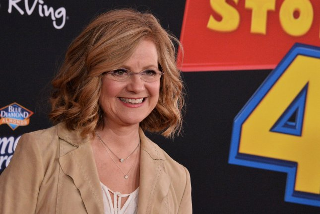 Bonnie Hunt attends the premiere of Toy Story 4 at the El Capitan Theatre in the Hollywood section of Los Angeles on June 11. The actor turns 58 on September 22. File Photo by Jim Ruymen/UPI