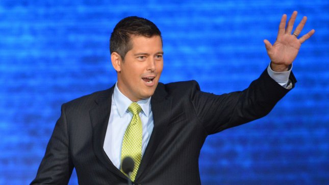 Congressman Sean Duffy of Wisconsin at the 2012 Republican National Convention. (File/UPI/Kevin Dietsch)