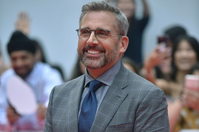 Steve Carell said he doesn't think a revival of The Office is a good idea. File Photo by Christine Chew/UPI