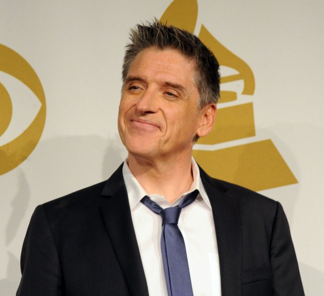 Television talk show host Craig Ferguson appears backstage during The Grammy Nominations Concert Live - Countdown to the Music's Biggest Night event at Club Nokia in Los Angeles on December 1, 2010. The 53rd annual Grammy Awards will be presented February 13, 2011 in Los Angeles. UPI/Jim Ruymen